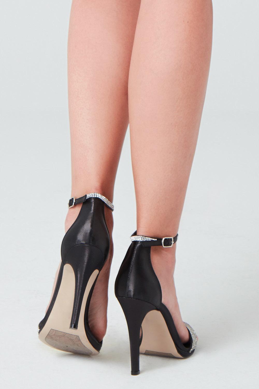 Abiye Taşlı Ayakkabı - Thumbnail