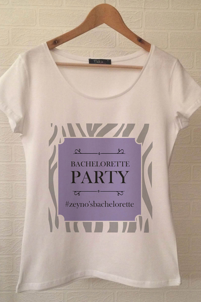 Bachelorette T-shirt - Oleg Cassini
