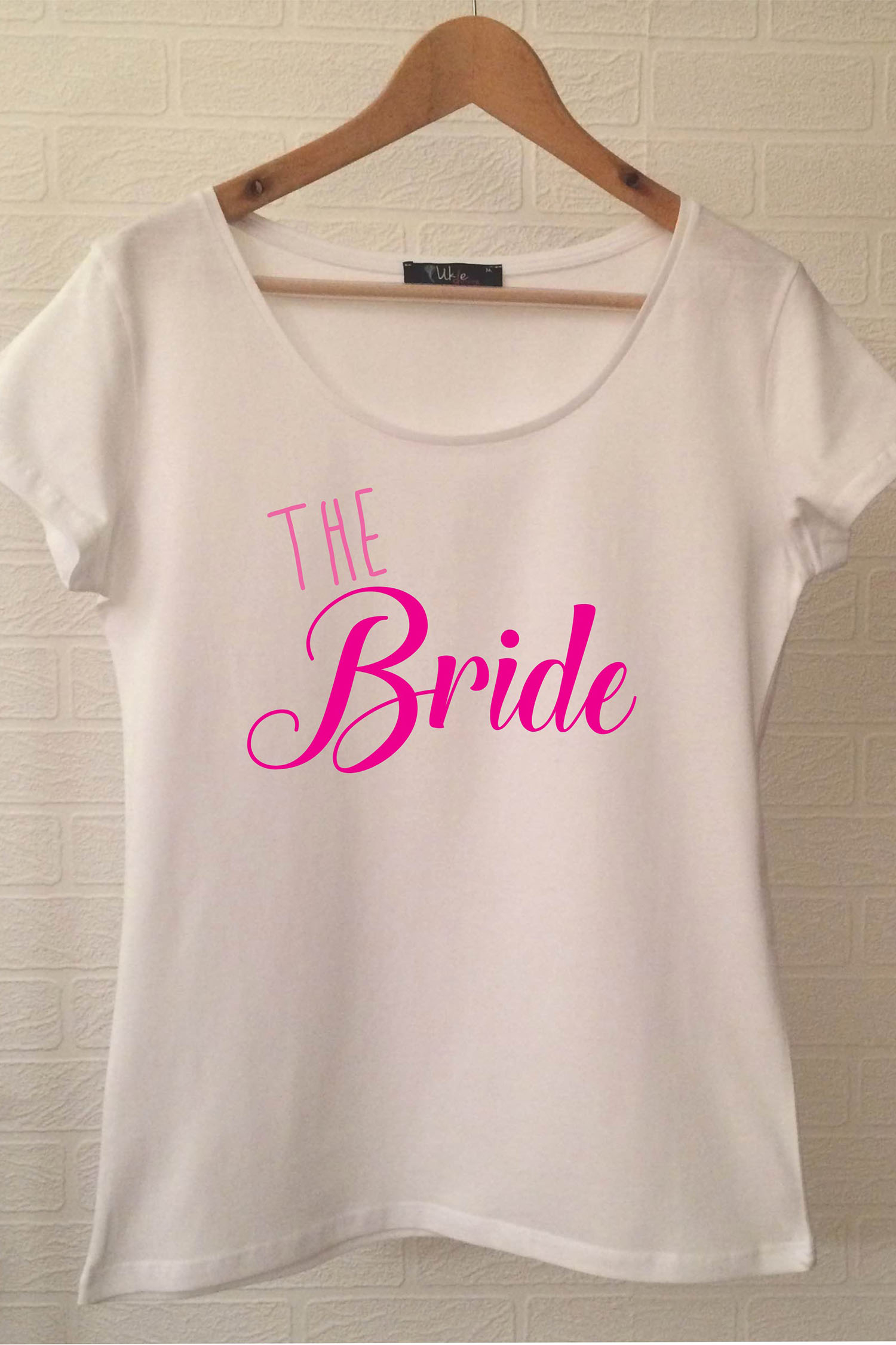 Bride T-shirt ukde113