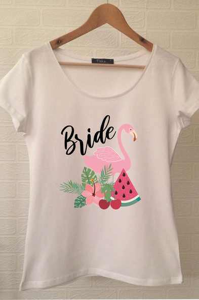 Ukdedesign - Bride T-shirt ukde114