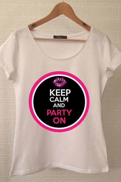 Ukdedesign - Brides Party T-shirt ukde80