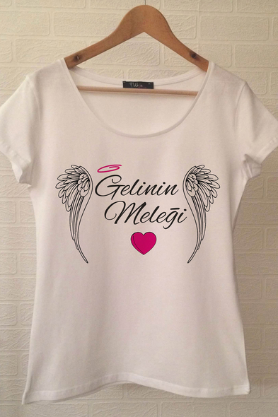 Bridesmaid T-shirt ukde77 - Oleg Cassini