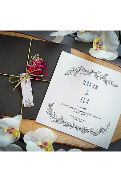 Bridalook - Elegant Davetiye