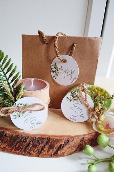Bridalook - Garden Sabun & Mum Set