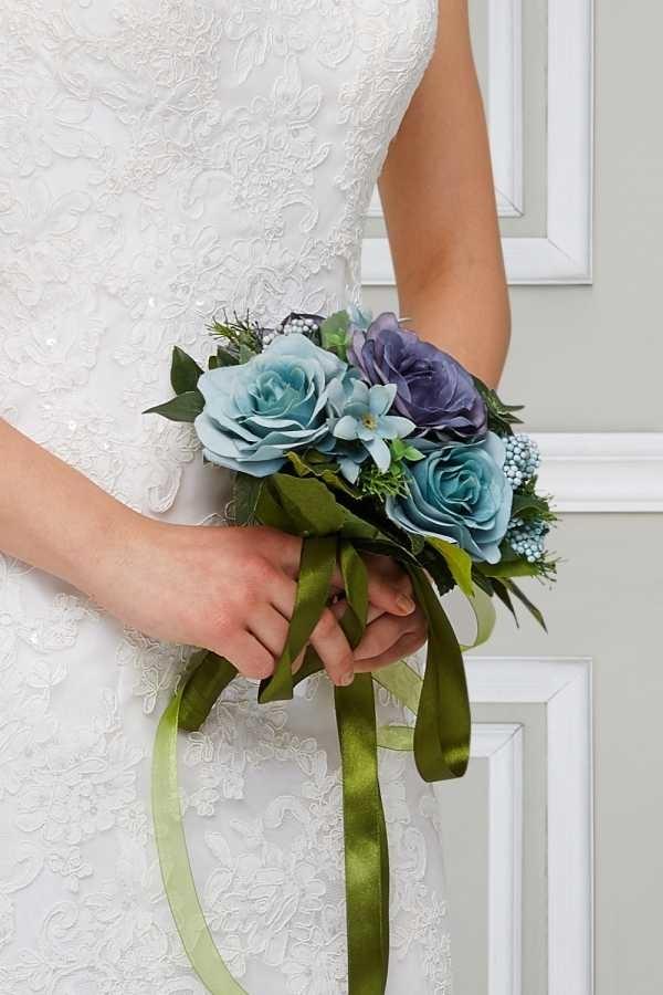 Oleg Cassini - Gelin Çiçeği WED BOUQ 5_Blue