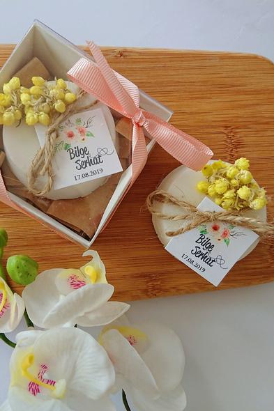 Bridalook - Güneş Çiçeği Sabunu (1)