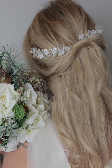Miracle Aksesuar - Orange Blossom İkili Saç Aksesuarı