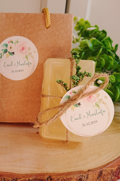 Bridalook - Pastel Mum & Sabun Set (1)