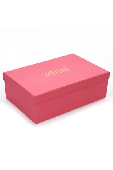 SK Organizasyon & Tasarım - Pembe Bride Yazılı Kutu (1)