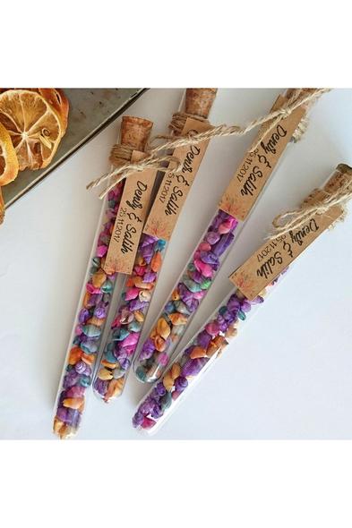 Bridalook - Renkli Midyeli Tüpler