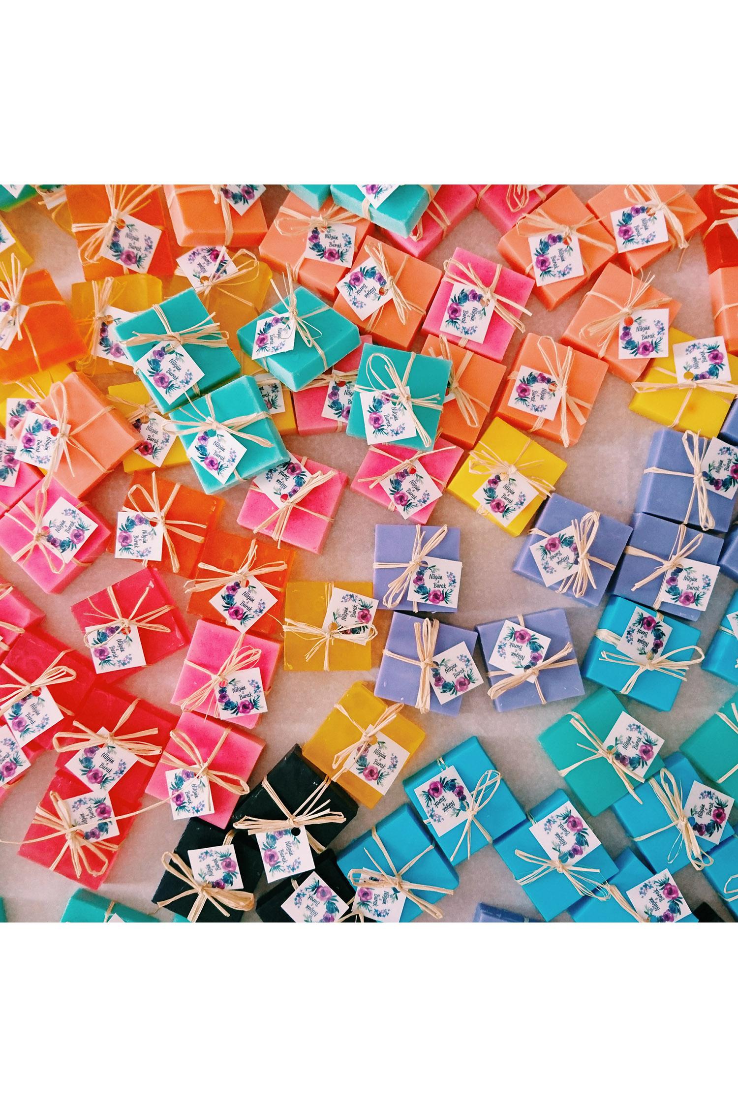 Renkli Sabunlar