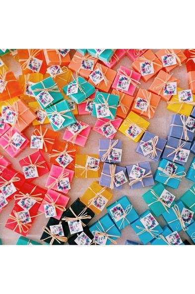 Bridalook - Renkli Sabunlar