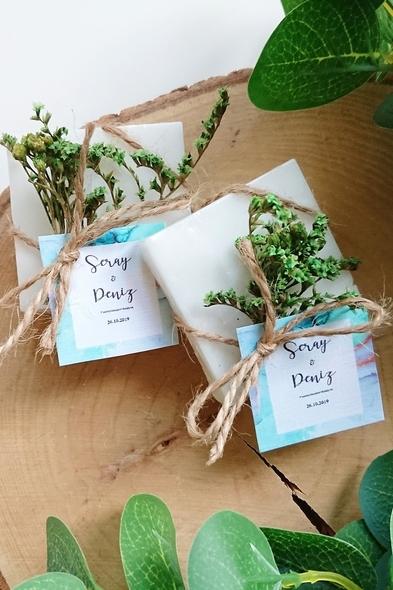 Bridalook - Taze Yeşillikler Sabun