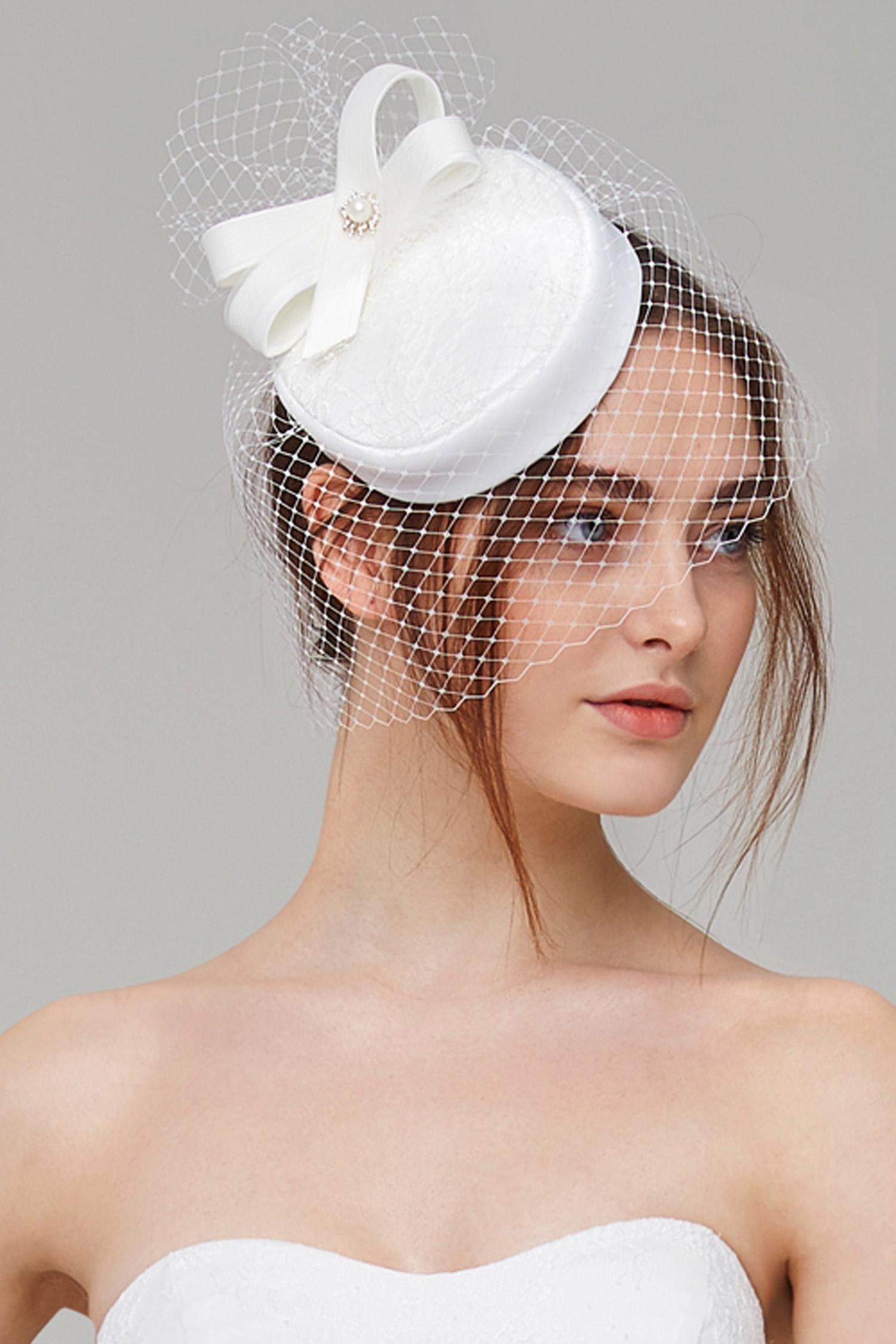 Vintage Nikah Şapkası - Thumbnail